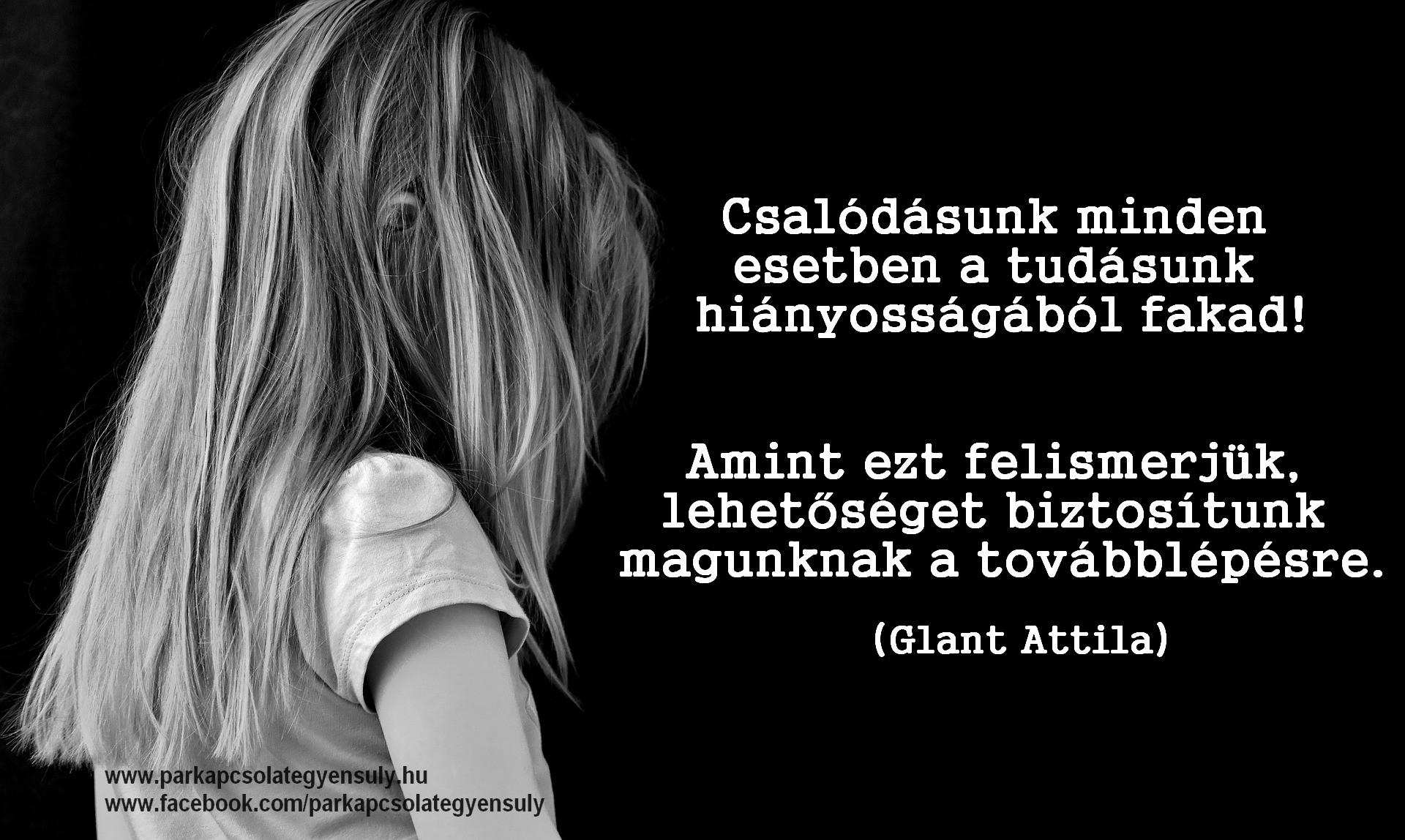 Glant Attila párkapcsolati szakértő